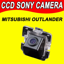 Sony CCD Mitsubishi Outlander car reverse rear view back up camera auto kamera