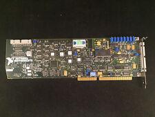 NI National Instruments at-m10-16e-10 ENTRADA datos adquisición Tablero
