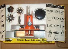Barrus No.1050/5 universal power drill sharpener attachment-comme photo.