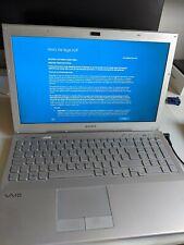 Sony Vaio VPCSE1L1E Laptop, i5, 8GB, BLU-RAY, 1080P 500GB SSD
