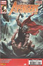 The AVENGERS UNIVERSE N° 21 Marvel NOW France Panini comics