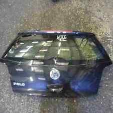 Volkswagen Polo 9N3 2006-2008 Rear Tailgate Boot Black LC9Z