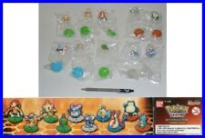 SET 10 FIGURE Gashapon POKEMON Diamond Pearl CHIMCAR GET COLLECTION Bandai RARO