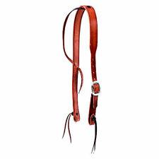 Wildfire 1 1/4in Cowboy Knot Slip Ear Headstall