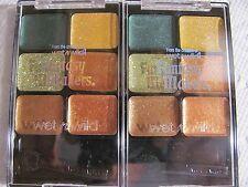 Wet N Wild Fantasy Makers Glitter 6 Shade Palette #12465 Lot of 2