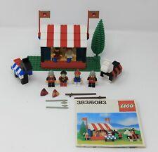 Lego: 383 (6083) Knight's Tournament - Castle: Classic Castle (& instructions)