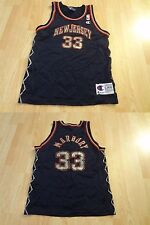 Youth New Jersey Nets Stephon Marbury L (14/16) Jersey Vintage Champion Jersey
