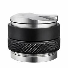 New ListingCoffee Distributor & Tamper Dual Head Coffee For Breville 58mm Portafilter