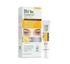BIO BALANCE - BRIGHTENING EYE CREAM (UNDER EYE DARK CIRCLE BRIGHTENING CREAM)