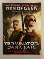 SDCC 2019 Comic-Con Exclusive Den of Geek Terminator Dark Fate Special Edition