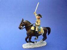 Delprado Histoire de la cavalerie - Cavalier lourd à Leuthen, Prusse 1757