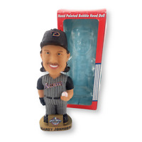 2001 Hall of Famer Randy Johnson Diamondbacks World Series Bobblehead