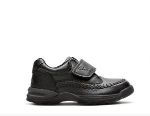 Infant Boys Clarks School Or Smart Shoes  size 9