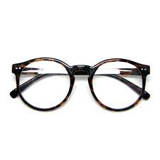 1920s Vintage Eyeglasses Oliver Retro 41R82 Lepard Round Frames Eyewear rubyruby