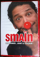 "(C1)DVD - Smaïn - ""Mon dernier...avant le prochain !"" - 2 h de fou rire - NEUF -"