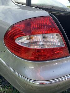 Mercedes Benz Clk 200 209 Lhs Tail Light (genuine) 05