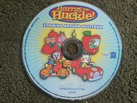 Hurray for Huckle: Zooming Around Busy Town (DVD, 2009)