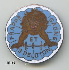 Insigne cavalerie , 3 Peloton - 2 /   1  Rgt. de Hussards Parachutistes