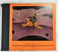 R. Strauss Don Quixote - 78 rpm RCA Red Seal DM-720 - Eugene Ormandy