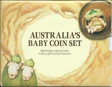 1994 International Year of the Family Baby Mint Coin Set