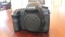 Canon EOS 5D Mark II 21.1 MP Digital SLR Camera - Black (Body/Battery/SD card)