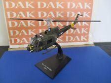 Die cast 1/72 Modellino Elicottero Helicopter Bell UH-1 Iroquois Vietnam