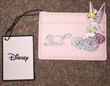 Primark Disney Tinkerbell Card Holder Purse BNWT Fairy Peter Pan Pass Holder