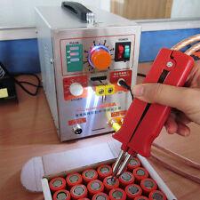 60A Spot Welder Battery Punktschweißen Punktschweißgerät 709A 2 in 1  1.9kw
