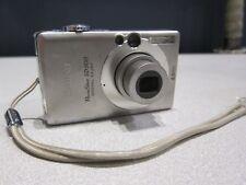 Canon PowerShot ELPH SD300 4.0 MP 3x Digital Camera - Silver