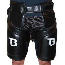 Booster LK PRO, Oberschenkelschutz. Ideal für Pratzen Training,Muay Thai, K1,MMA