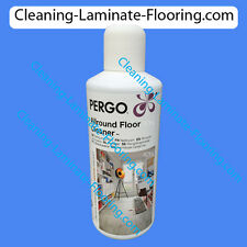 Pergo - All Round Floor Cleaner - Concentrate Maintenance Cleaner 1L bottle