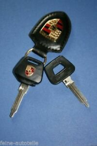 FOR PORSCHE 911 964 993 CRESTED LED KEY WITH LIGHT + MASTER KEY + FOB