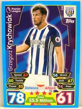 Match Attax 2017//18 Premier League #mt059 HEUNG-MIN son-Game Fraiser