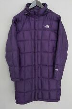 Women The North Face Metropolis Jacket Parka 600 Down Filled M UK12 ZPA403