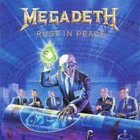 MEGADETH rust in peace (CD, album) thrash, speed metal, heavy metal, very good,