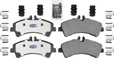 Disc Brake Pad Set-Heavy Duty Disc Brake Pad Rear Magneti Marelli 1AMVF21318