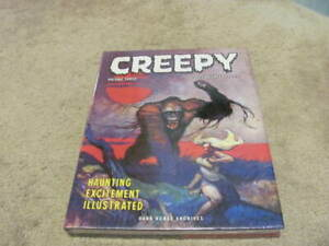Creepy Archives Volume 3 11-15 CREEPY- New SEALED BRAND NEW Hardcover--OOP RARE