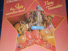 THE STAR ACCORDION BAND - PARTY FAVOURITES - SEALED/MINT IGUS LABEL LP
