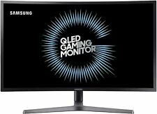 "Samsung 32"" Curved Gaming Monitor 2560 x 1440 HDR QLED 144Hz/1ms LC32HG70QQNXZA"