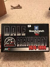1999 Revell Gm Goodwrench Plus Chevrolet Dale Earnhardt 25th Anniversary