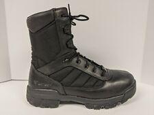 """Bates 8"""" Tactical Sport Side Zip Boot, Black, Men's 11 EW"""