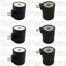 3 Sets Of Gas Coils - 12001349, 279834, 306106, 5303931775, 58804A,59063A,694539