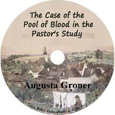 Case of the Pool of Blood in the Pastor's Study, Augusta Groner Audiobook 1 MP3