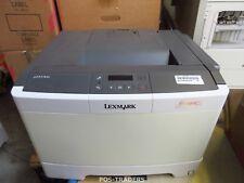 LEXMARK CS310dn Farblaserdrucker A4 Color Drucker Duplex Netzwerk LAN NO TONERS
