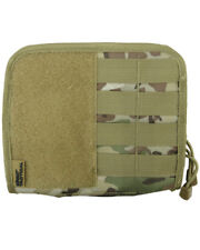 Small Commanders Panel - BTP / MTP style  Army SAS Molle Webbing ID Case Cadet