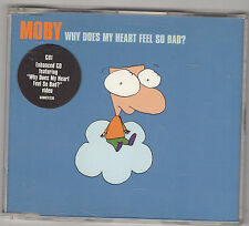 MOBY - why does my heart feel so bad CD single