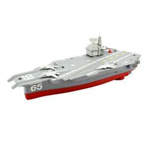 Electronic Mini Aircraft Carrier Kids Toy Model Funny Sound