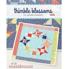 Thimble Blossoms Round & Round MINI Quilt Pattern #174