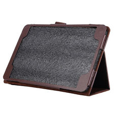 "Q4 F Leather Case Cover Stand for Samsung Galaxy Tab a 8.0 ""t350 Brown"