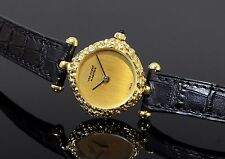 Watch VAN CLEEF & ARPELS by Gerald Genta Mechanical Movement Ebel Gold 18kt